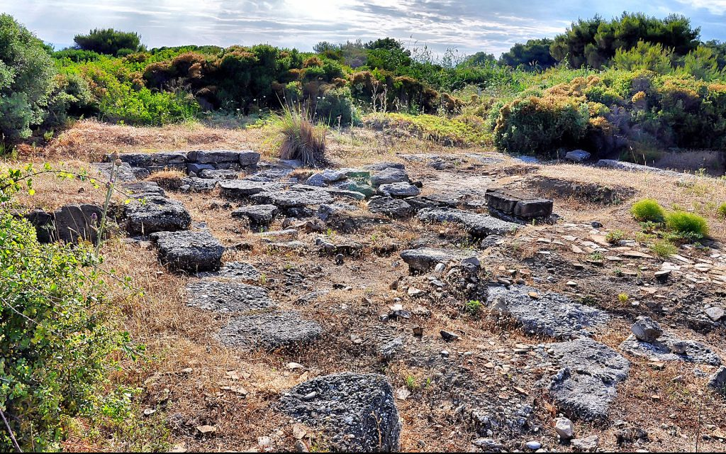 poseidon tempel possidi