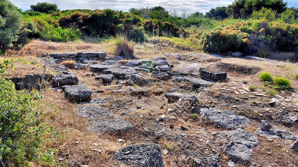 Temple of Posidonos Kassandra Halkidiki