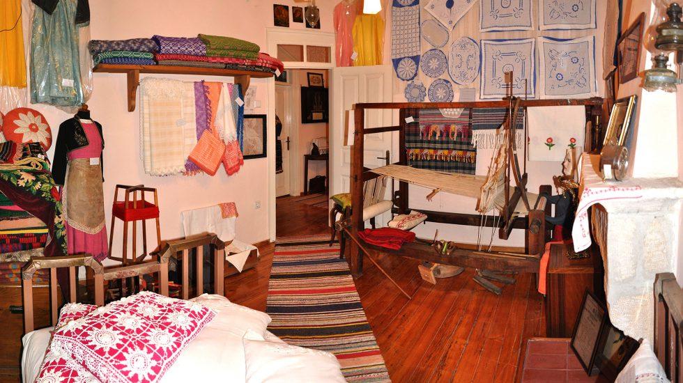 Folklore Museum Oikonomou Manor