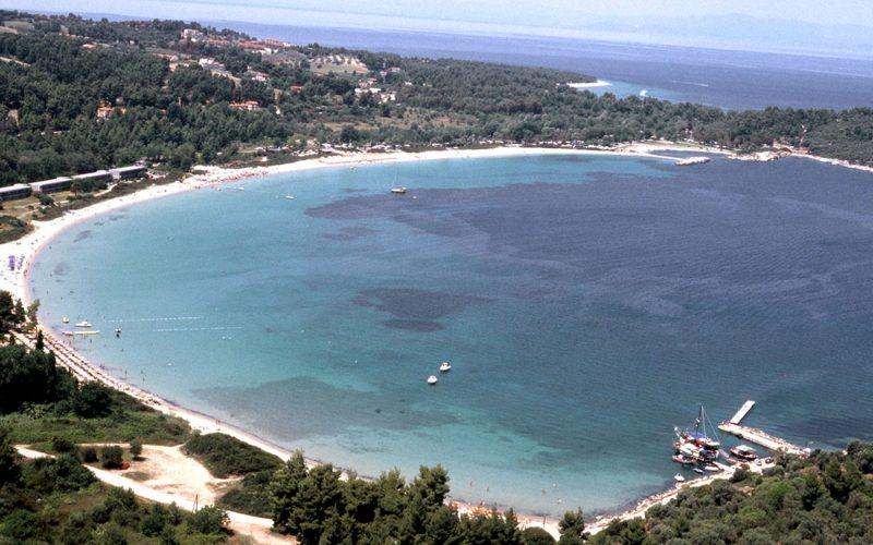 Chrouso beach Kassandra Halkidiki