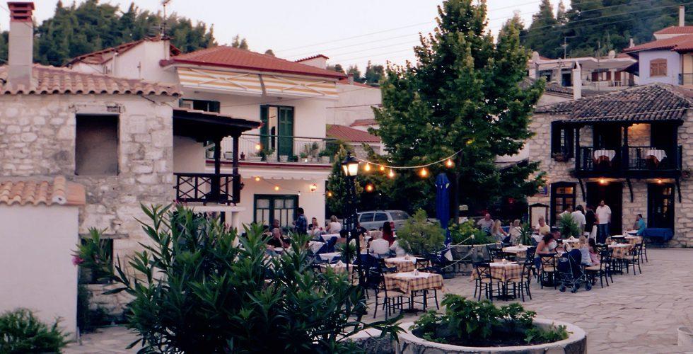 Kriopigi Kassandra Halkidiki