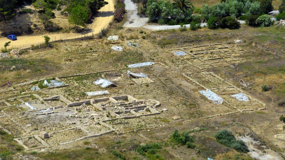 Ancient Kypsa Kassandra Halkidiki