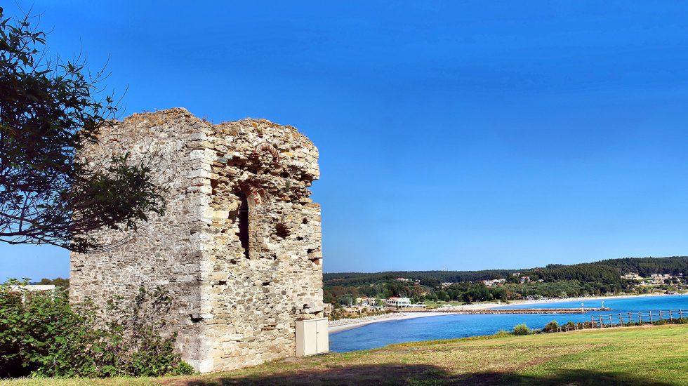 Sani tower Kassandra Halkidiki