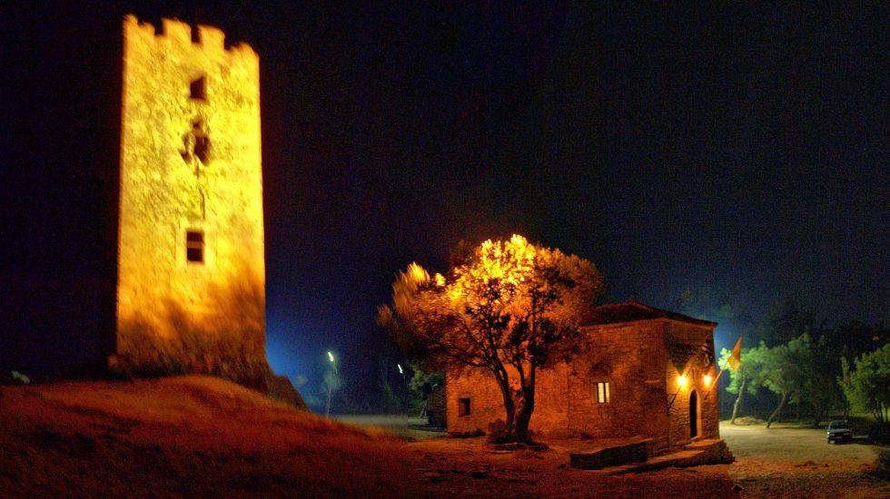 Tower Nea Fokea Kassandra Halkidiki