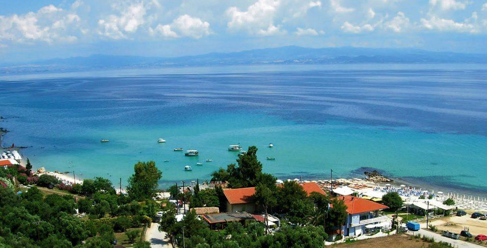 Afitos Kassandra Halkidiki Greece