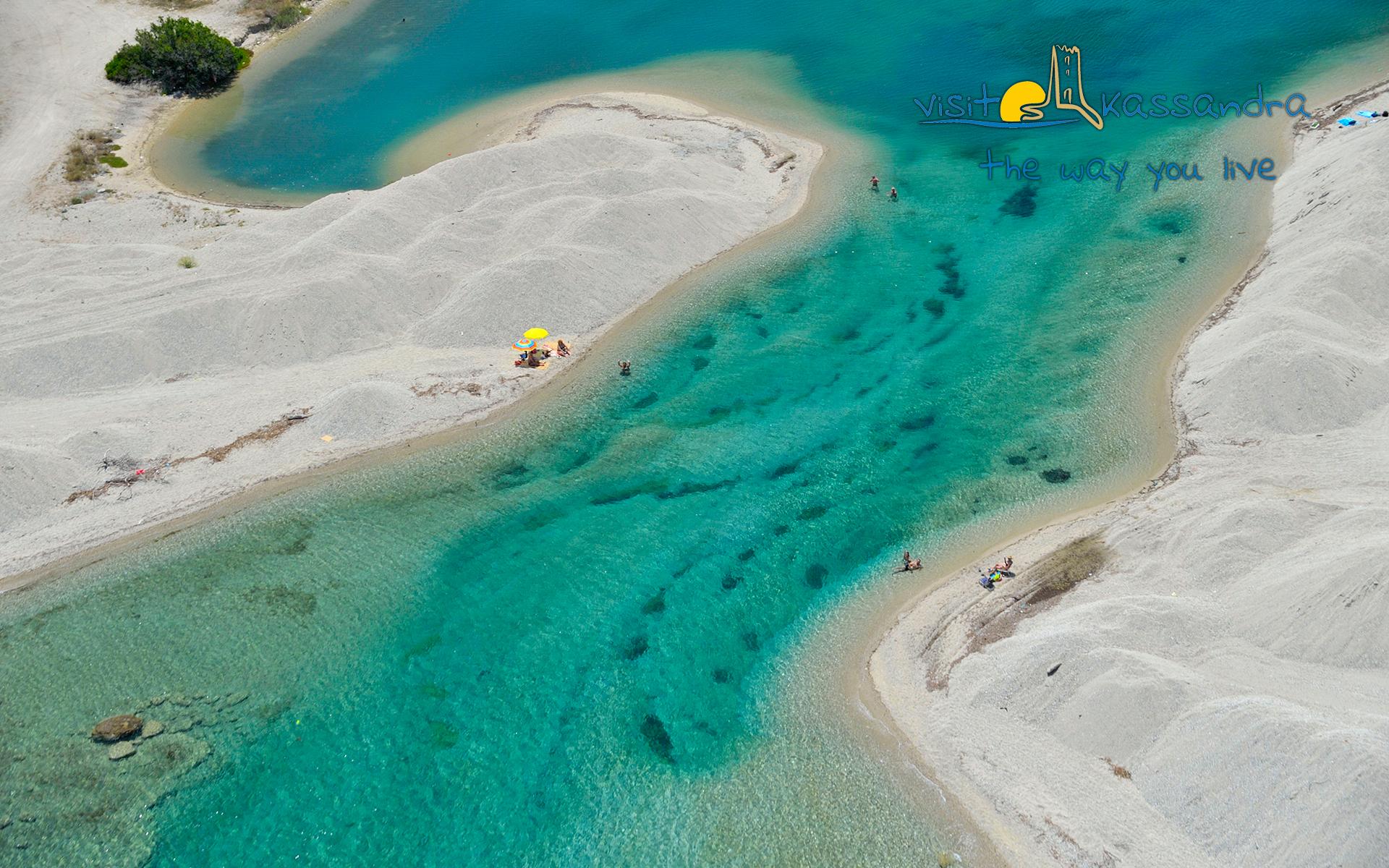 BEACHES Visit Kassandra Halkidiki