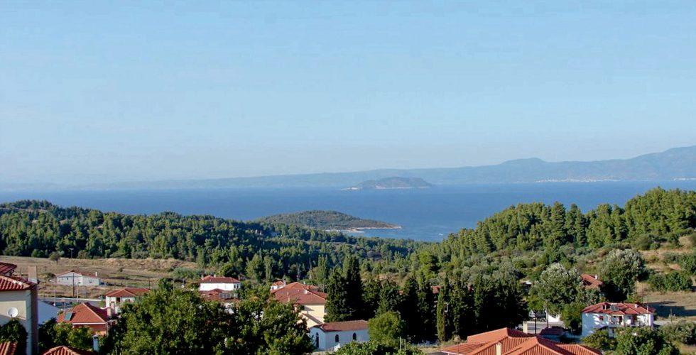 Paliouri Kassandra Halkidiki